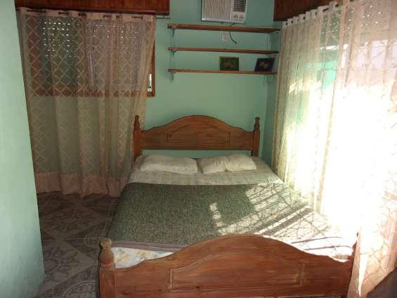 Dormitorio  departamento para 3 personas