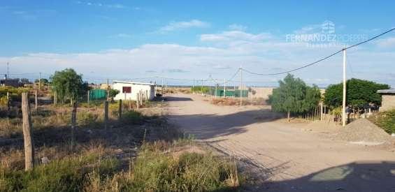 Fernandez poeppel vende lote 300 m2 el algarrobal