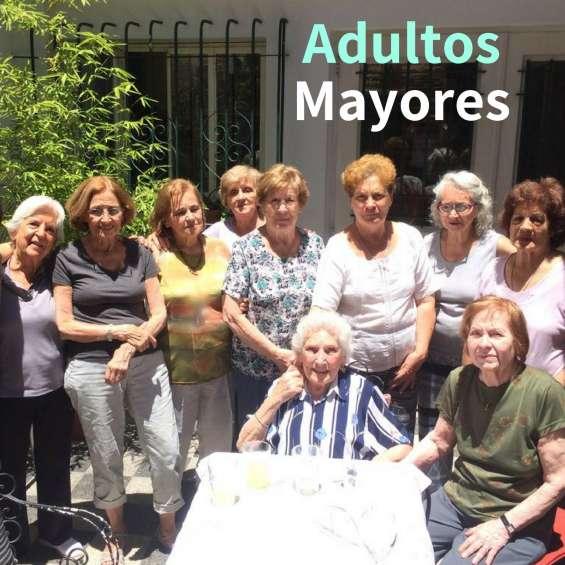 Talleres para adultos mayores