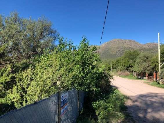 """Venta de terreno en capilla del monte .cordoba-barrio : """"la toma """""""