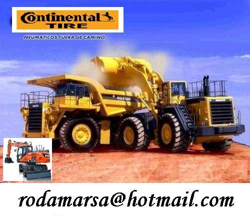 Fotos de Cubierta maciza 650x10 650 x 10 autoelevadores rodamarsa continental 6