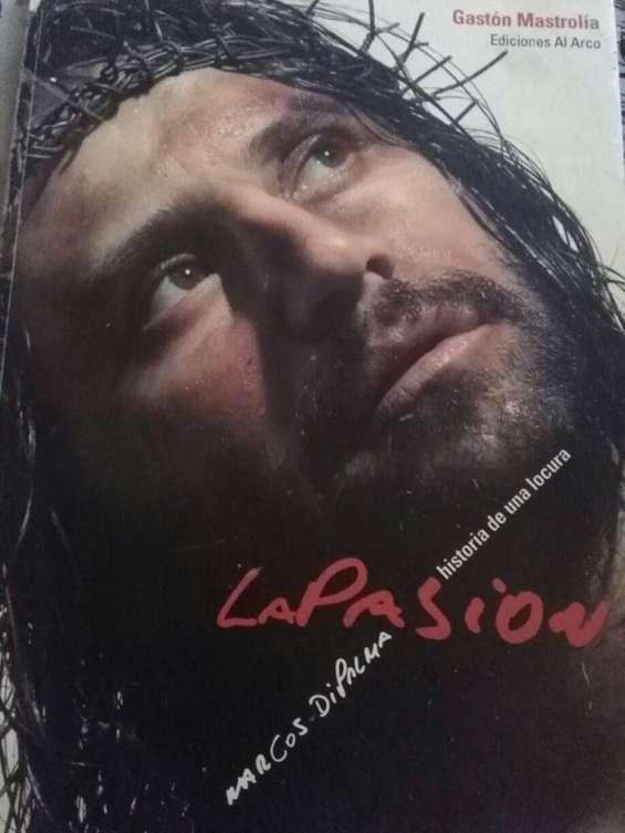 Libro marcos di palma « la pasion«