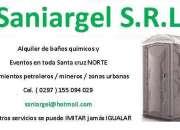 Alquiler baños quimicos puerto san julian v23