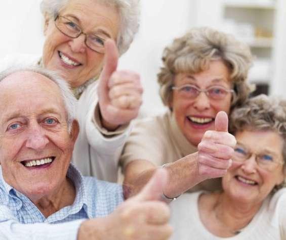 Cobertura medica para mayores sin limites de edad descuento a afiliados de pami. 4292-8102