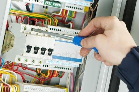 Electricista gabriel las 24hs1128440617
