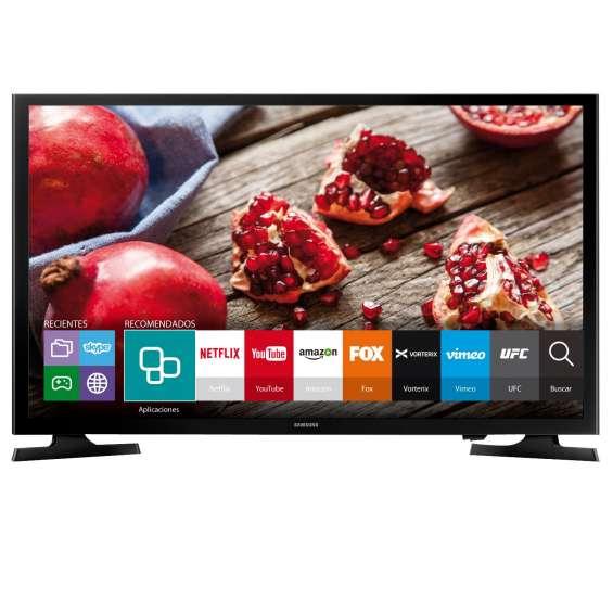 """Smart tv samsung 40"""" un40j5200 nuevo garantia oficial"""
