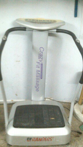 Maquina bibratoria craysi body