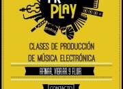 Profesor Particular de Producción de Música Electrónica en Santos Lugares.