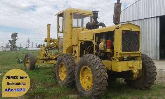 Motoniveladora drmco 565 hidraulica