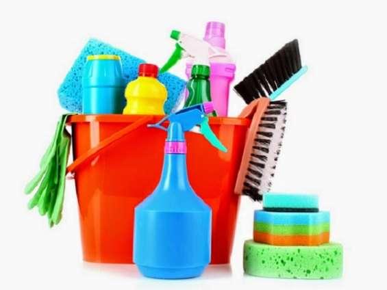 Busco trabajo serio limpieza