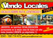 Locales :duelño vende financio 30% , permuto ,sin…