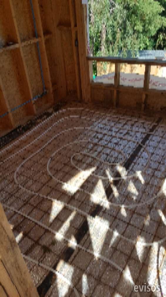 Instalación piso radiante por m2