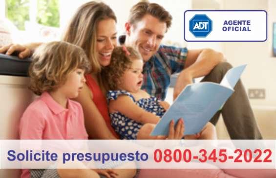 Servicio de monitoreo | alarmas | adt | 0800-345-2022
