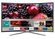 Smart Tv 55 Samsung Full Hd Un55k6500 Curvo Netflix Youtube