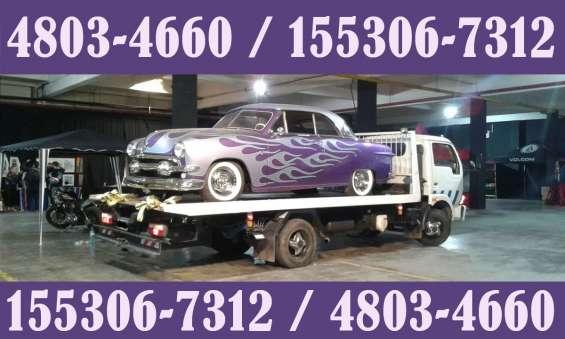 Servicio gruas camilla 48034660