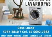 service de lavarropas  4787.2810