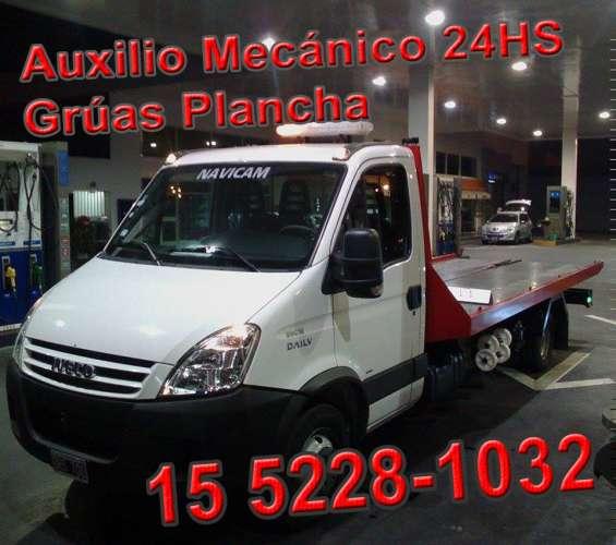 Servicio de acarreo auxilio mecanico //46562781//