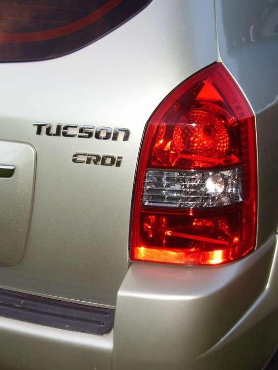 Vendo tucson 2009 4x2 automatica