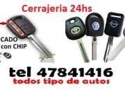 4706-1120 Cerrajería 24HS - Cerrajeros a domicilio en Barrio Norte