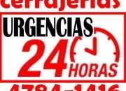 4781-1590 Cerrajería las 24HS - Cerrajeros a domicilio en Agronomía