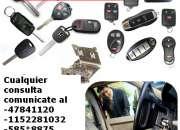 4781-8480 Cerrajería 24HS - Cerrajeros a domicilio en Recoleta