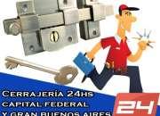 4781-8480 Cerrajería 24HS - Cerrajeros a domicilio en San Cristóbal