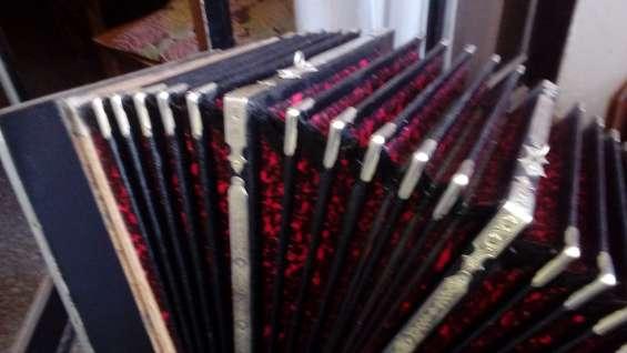 Varillas originales para fueye de bandoneon