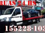 15-52281032 Grúas Plancha Remolques y Traslados - Haedo