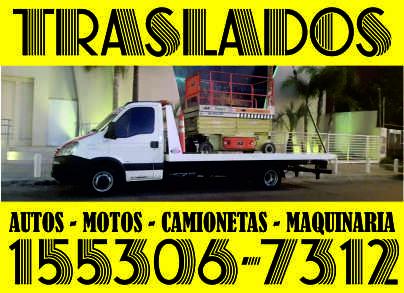 Servicio de gruas 24hs urgencias //46562781//