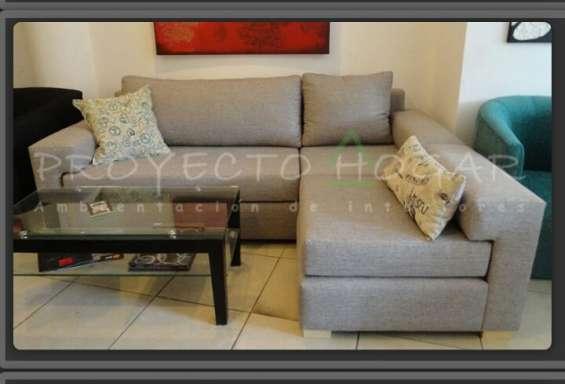 Sillon sofa esquinero agustina