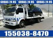 15-50388470 Grúas Camilla Auxilio Mecánico 24HS - Hurlingham