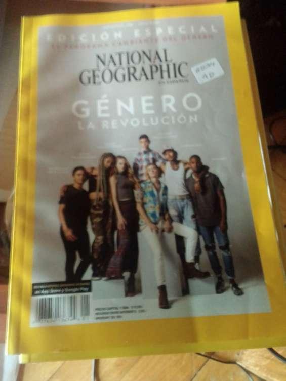 Vendo coleccion national geographic