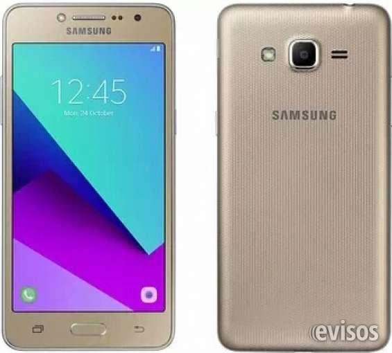 Samsung j2 prime libre dorado
