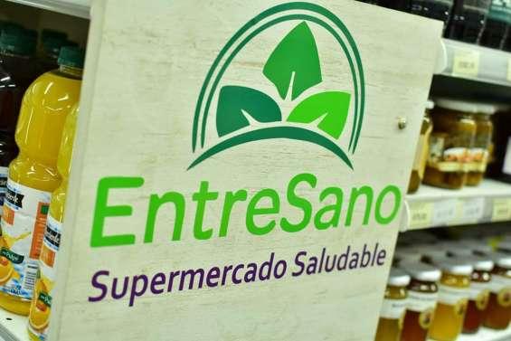 Dietetica entresano, productos veganos, sin tacc, frutos secos, sin azucar, light
