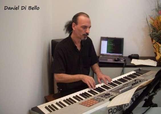 Tecladista organista pianista show fiestas