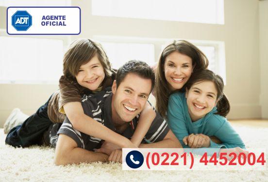 Monitoreo de alarmas | adt | la plata | (0221) 4452004