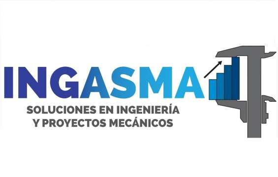 Ingasma - soluciones en ingeniería y proyectos mecánicos