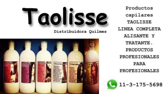 Alisado biomolecular producto taolisse distribuidora quilmes