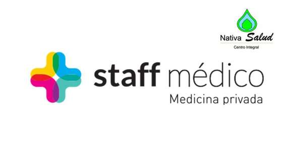 Nativa salud- afiliados a staff médico