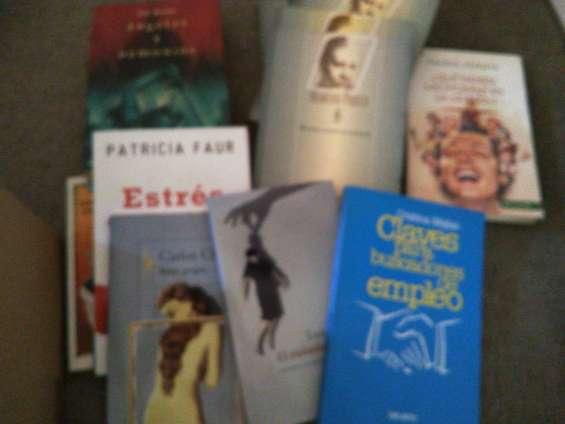 Vendo lote de libros autores varios