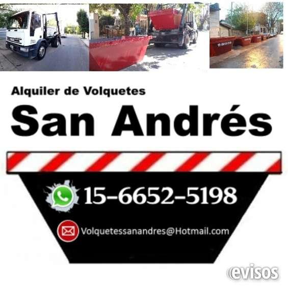 Volquetes san andrés