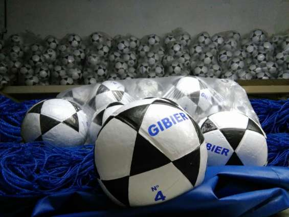 Pelota de futbol nª 4 medio pique okvendoya gibier argentina