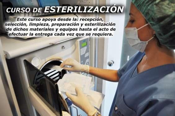 Curso: auxiliar técnico en esterilización