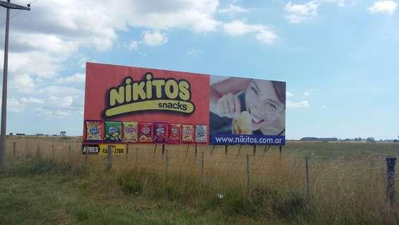 Cuánto cuesta un cartel publicitario en canning