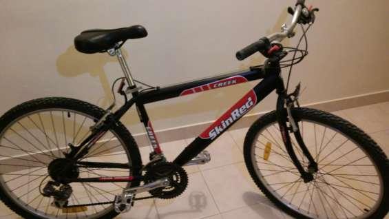 Vendo bicicleta mtb r26