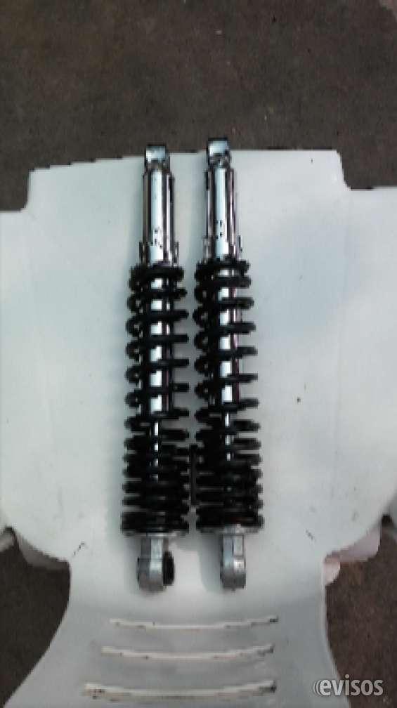 Amortiguadores traseros motomel 150 s2 original