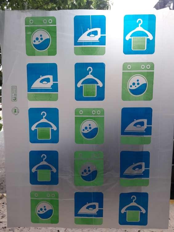 Bolsas para lavaderos, bolsas acolchados