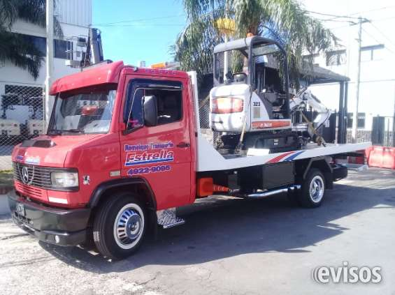 Gruas y remolques para automotores 1170079640 en capital federal ( boedo )