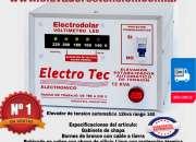 Elevador Automático Tensión 12kva Dolar 011 - 4849 -2747