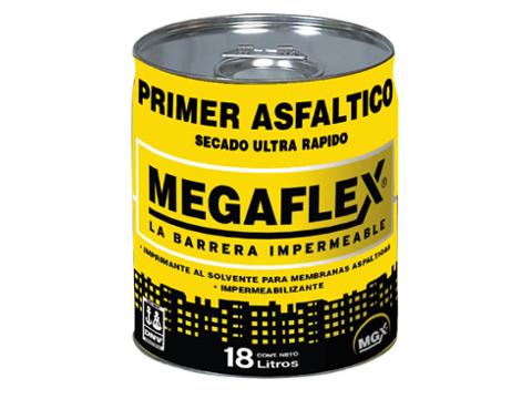 Pinura asfaltica megaflex